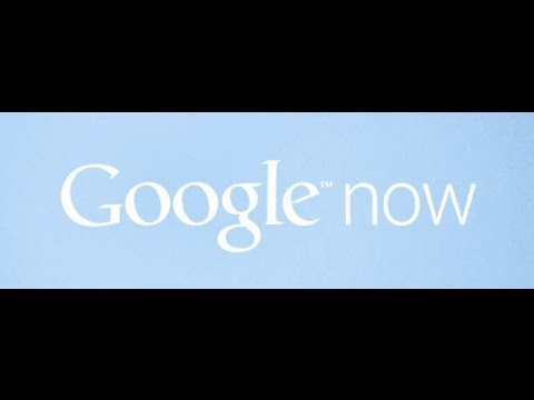 Introducing Google Now | PopScreen