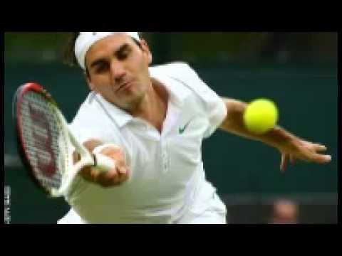 Roger Federer vs Julien Benneteau Wimbledon 2012 Third Round Five sets | PopScreen
