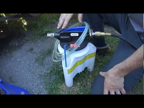 how to bleed brakes using snap on tools vacuum pressure brake bleeder bleeding popscreen. Black Bedroom Furniture Sets. Home Design Ideas