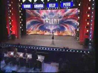 Natalie Okri -10 Year Old Singer - Britains Got Talent 2009 | PopScreen