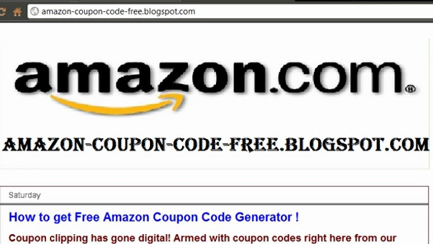 Amazon computer coupons