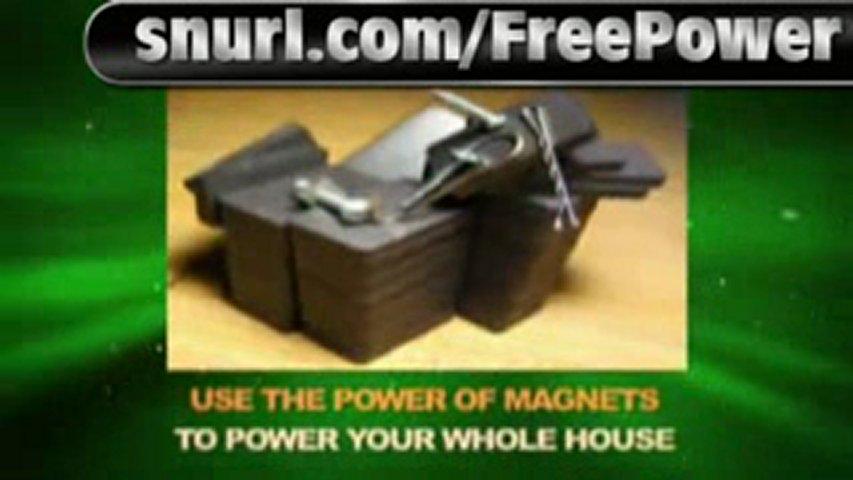 MagniWork - Perpetual Motion | Wind Power Generator | ... | PopScreen