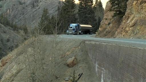 Dangerous Drives Million Dollar Highway Popscreen