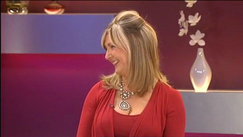 Lesley Garrett heaving double D's! | PopScreen