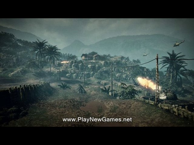 ShareFlare.net. Скачать Download Battlefield: Bad Company 2 + Vietnam (201