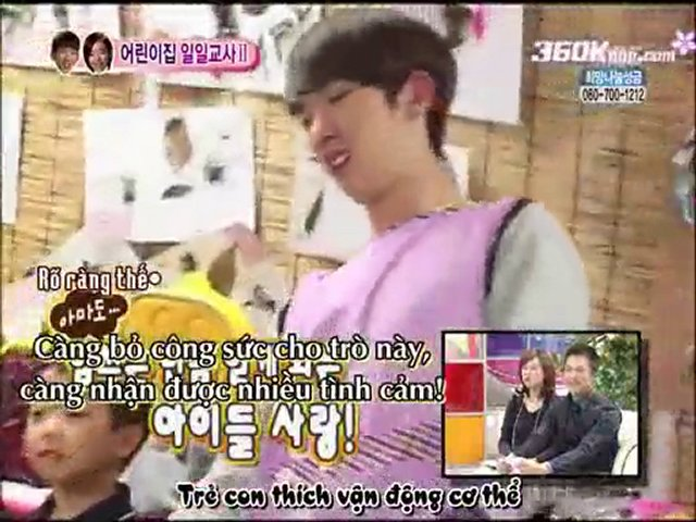 [Vietsub] We Got Married Adam Couple Ep 56  [360kpop]-2 | PopScreen