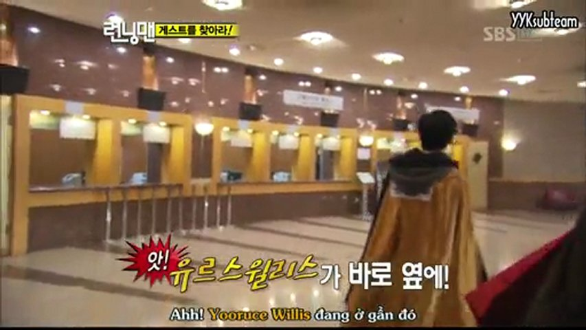 [YYKsubteam] [Vietsub] SBSshow Running man ep 27 Yunho and Changmin part 2 | PopScreen