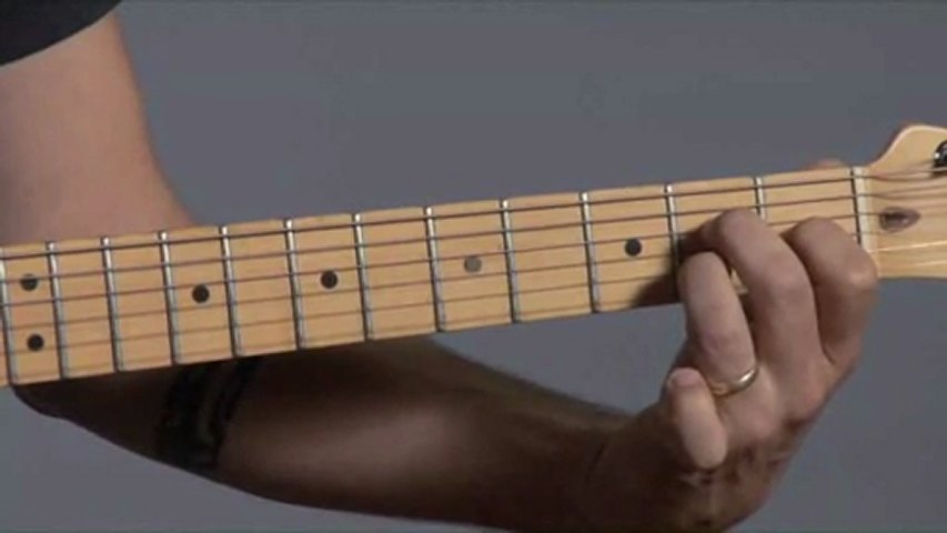 How To Play F Chord On Guitar