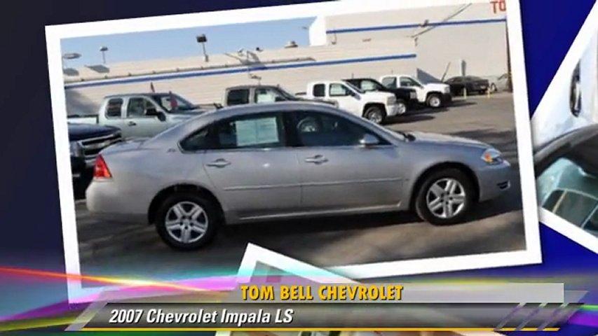 Tom Bell Chevrolet New Cars