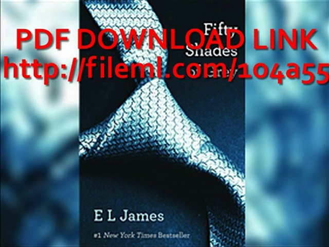 fifty shades of grey + free PDF download | PopScreen