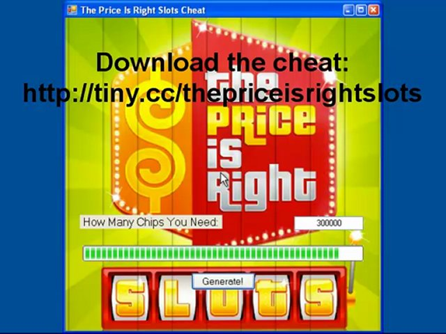 The Price Is Right Slots CHEAT / HACK For Chips FACEBOOK | PopScreen
